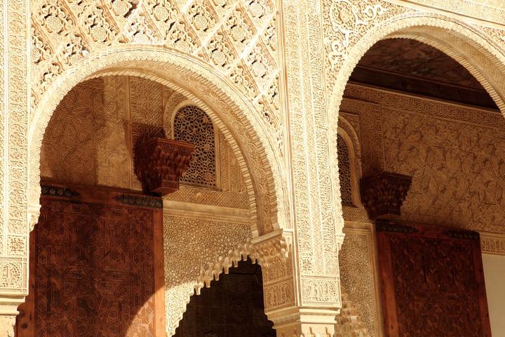 Les arabesques de l'Alhambra