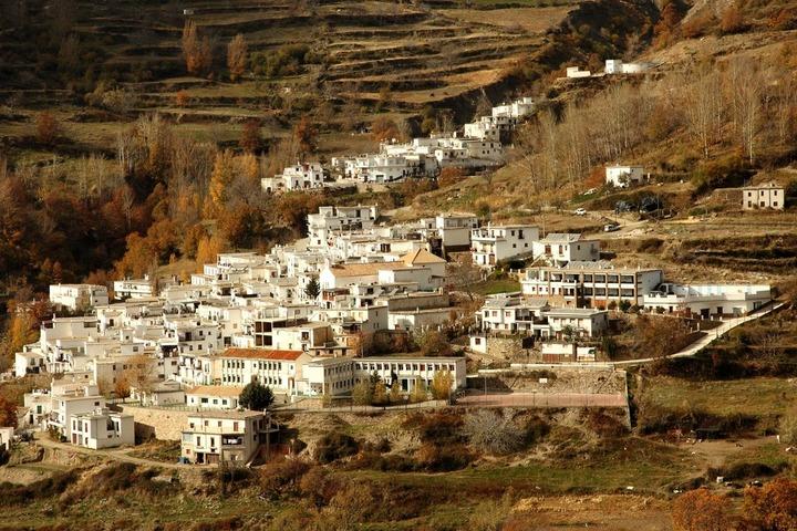 Trevelez, le village le plus haut d'Espagne