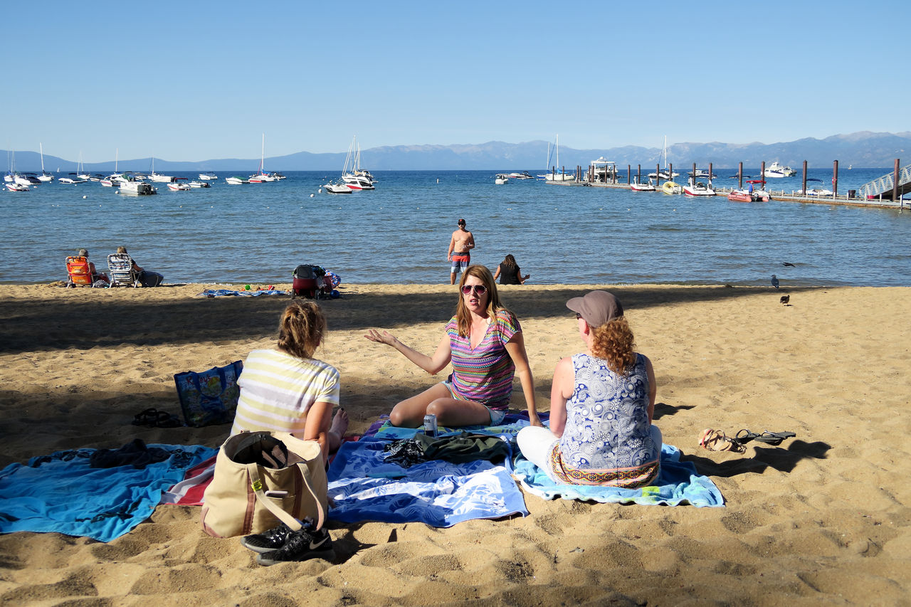 Lake Tahoe Sud, CA/NV - Voyages de ski - Gendronski