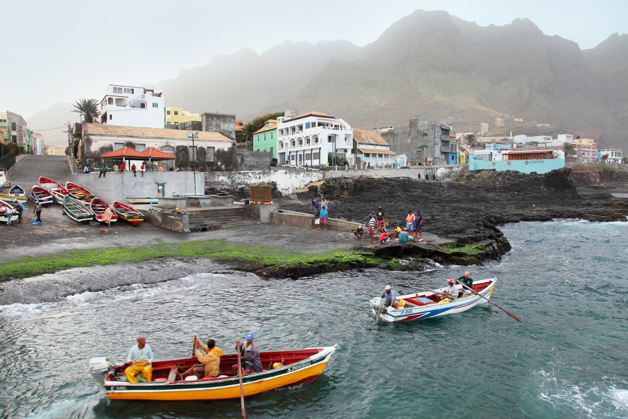 Le village de Ponta do Sol
