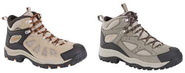 les semi montantes de chez Columbia, les chaussures Coremic Packus Omni-Tech et Coremic Ridge