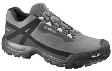 la fusion de salomon est une chaussure en softshell et goretex