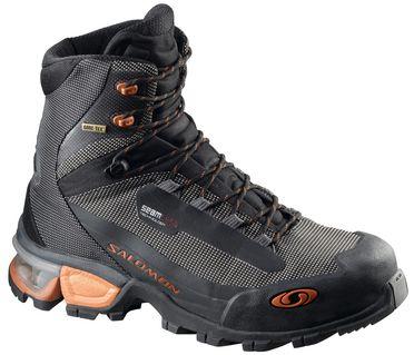 la Revo GCS GTX de salomon, une chaussure de trekking moderne et technique