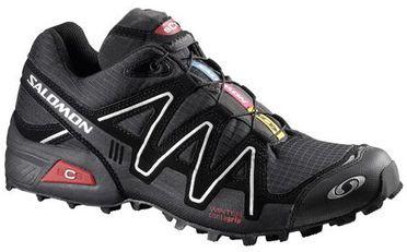 la Salomon SpeedCross 2 est une chaussure légère pour courir vite