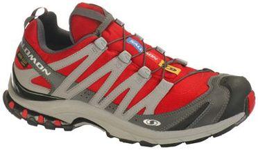 la chaussure XA Pro 3D XCR de salomon est destinée aux trails humide