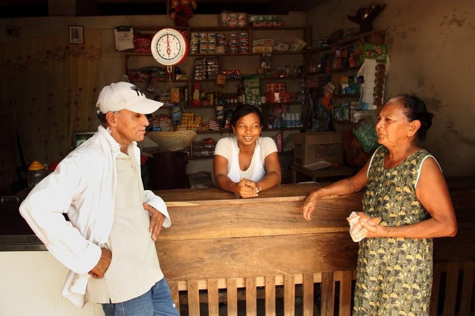 Portfolio Colombie