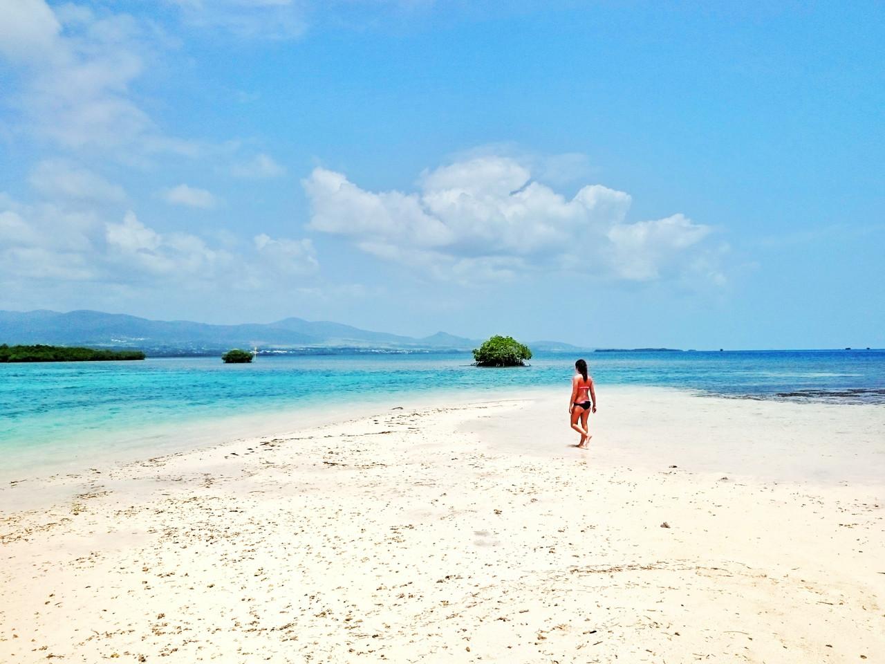 L'ilet de la biche - Grande Anse - Guadeloupe