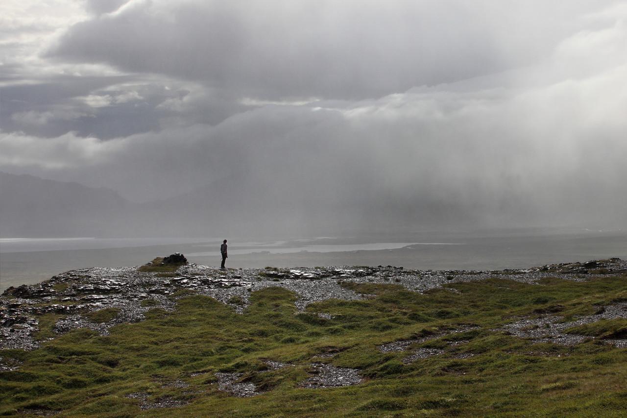 Dans la péninsule de Snaefellsness