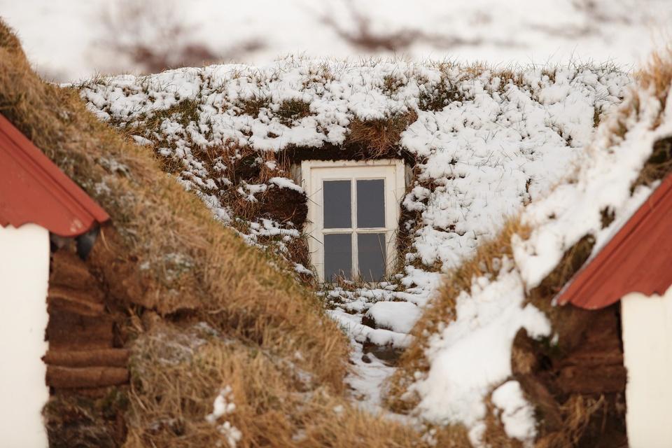 Le tour de l 39 islande for Maison traditionnelle nord