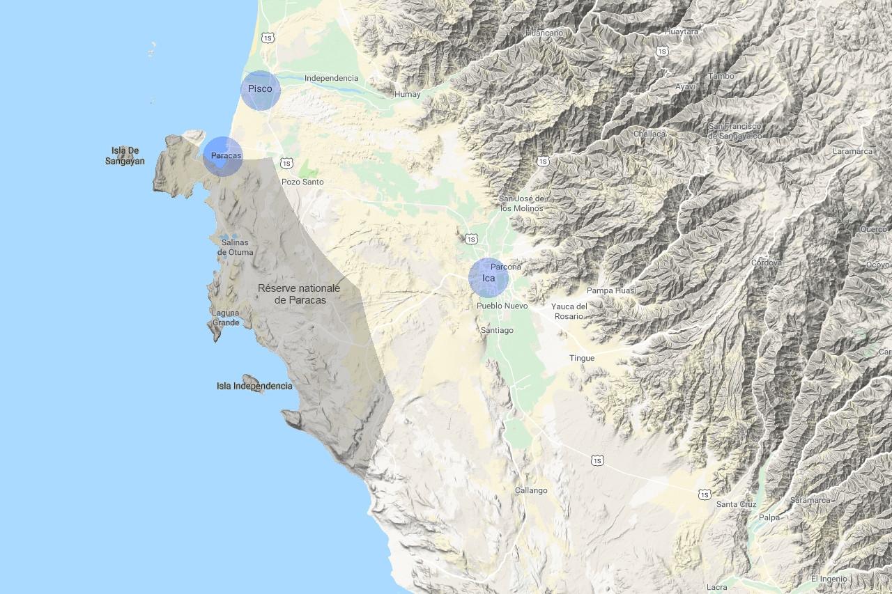 Sud du Pérou - source wikipédia