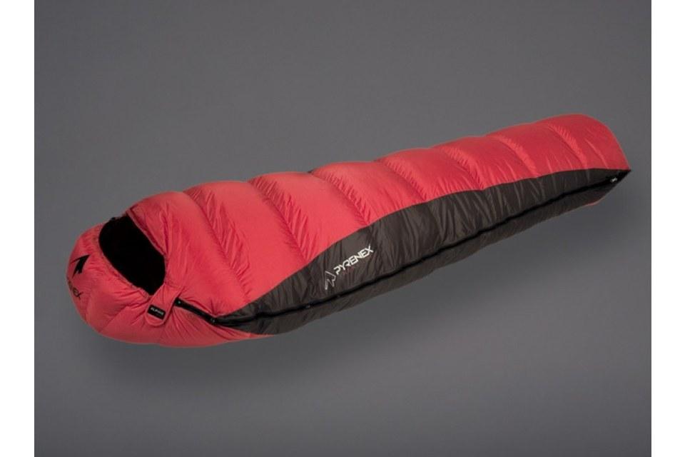 sac de couchage pyrenex alpine 900