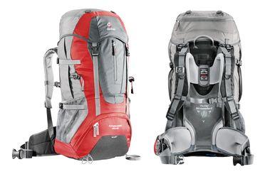 Les sacs Futura Vario 40 et 50 sont destinés aux randonnées de plusieurs jours