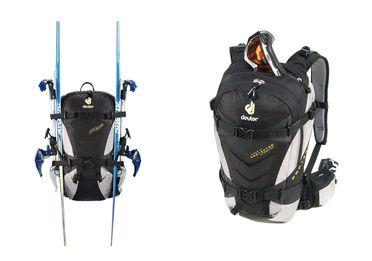 Le Deuter Razor 23 un sac à dos pour le ski hors piste.