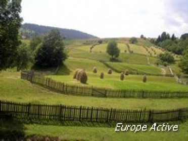 A travers les Carpates: de Bucovine au Maramures
