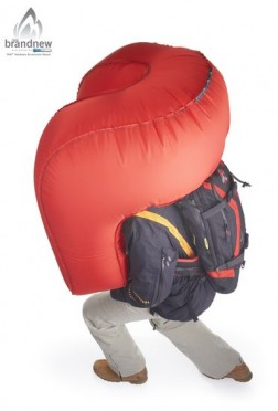 Life Bag: Air Bag anti avalanche