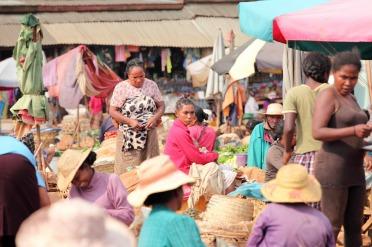 Ambalavao et son marché