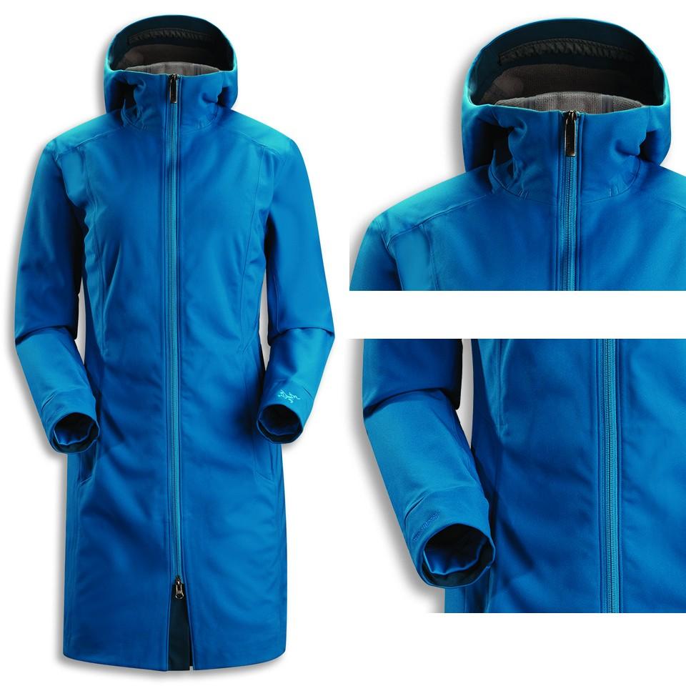 Manteau d'hiver de portage