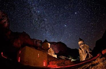 Arménie...Au plus prés des étoiles