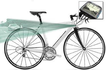 Caméra rétroviseur pour Vélo
