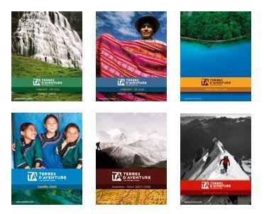 Catalogue Terres d'Aventure
