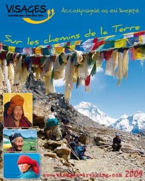 Nouvelle Brochure Visages Trekking