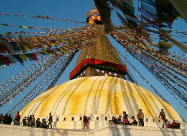 Changements politiques en Himalaya