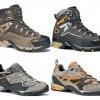 Les chaussures Asolo détaillées en 12 modèles