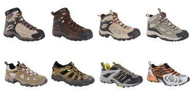 Chaussures Columbia, les modèles testés