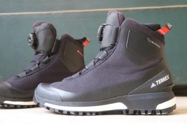Chaussures de randonnée pour l'hiver