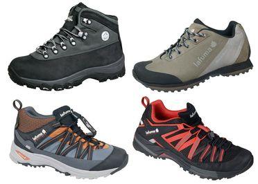 Chaussures Lafuma, les modèles testés