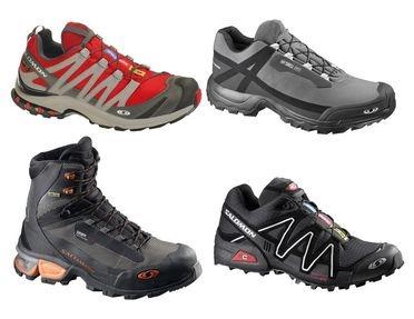 Chaussures Salomon, laquelle choisir
