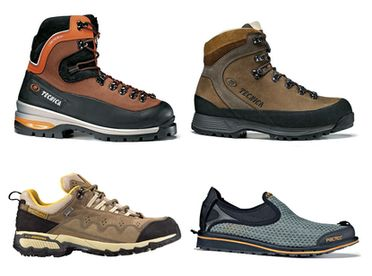 Chaussures Tecnica, tous les modèles
