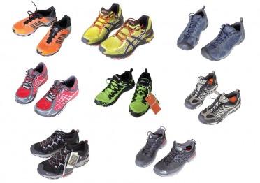 Comparatif de chaussures de randonnée légères