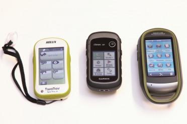 Comparatif de GPS de randonnée