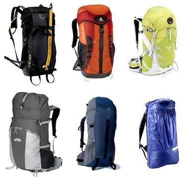 Comparatif sacs à dos 30l ultra légers