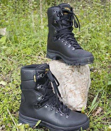 Des chaussures Meindl pour l'armée française