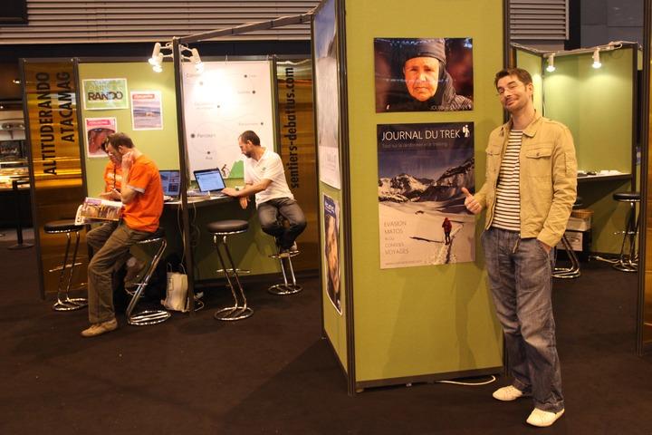Salon des nouvelles randonnées 2011, résumé mytho