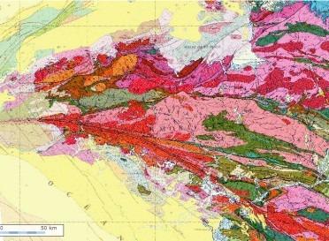 Données Géologiques sur le Géoportail