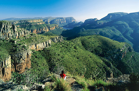Drakensberg Lesotho Et Route Des Jardins