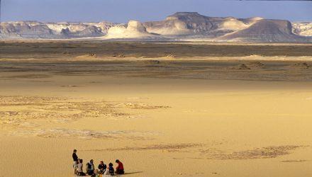 Du Caire à Louxor : désert Blanc et oasis de la voie royale