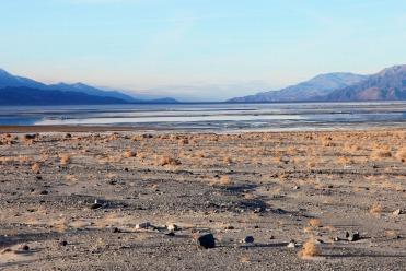 En route pour Death Valley