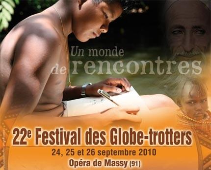 Festival des Globe-Trotters à Massy, 22ème édition
