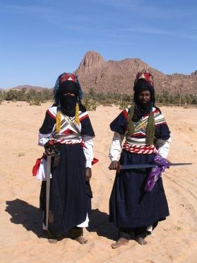 festival et fête de Touareg Sebeiba