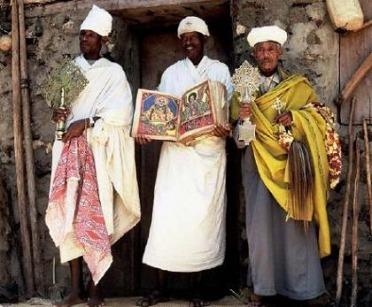 Fête de Maryam Tsion en Ethiopie