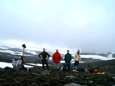 Fimmvörduhals et la saison du Pôle Nord