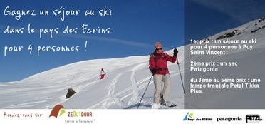 Gagner un séjour au ski