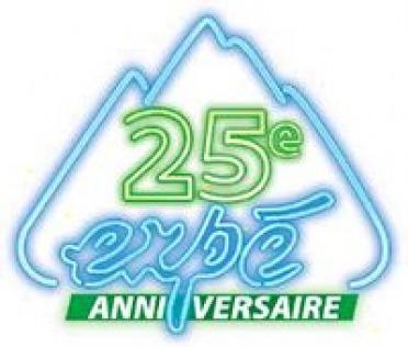 Gagnez un Voyage pour les 25 ans de Expé!