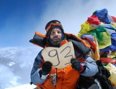 Gravir l'Everest sans aucune expérience