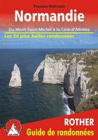 Guide de randonnées en Normandie