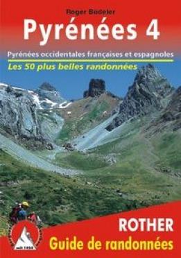 Guide de randonnées Pyrénées Occidentales